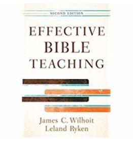 Effective Bible Teaching 2nd Ed.