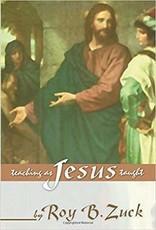 Teaching as Jesus Taught