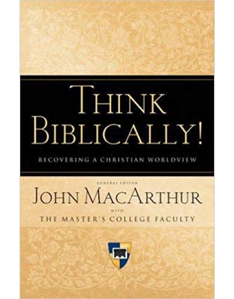 Think Biblically!