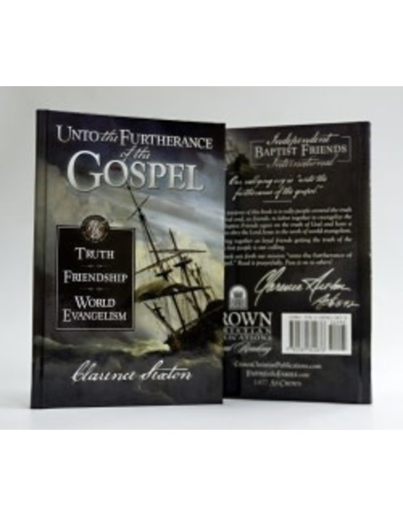 Unto the Furtherance of the Gospel - Full Length