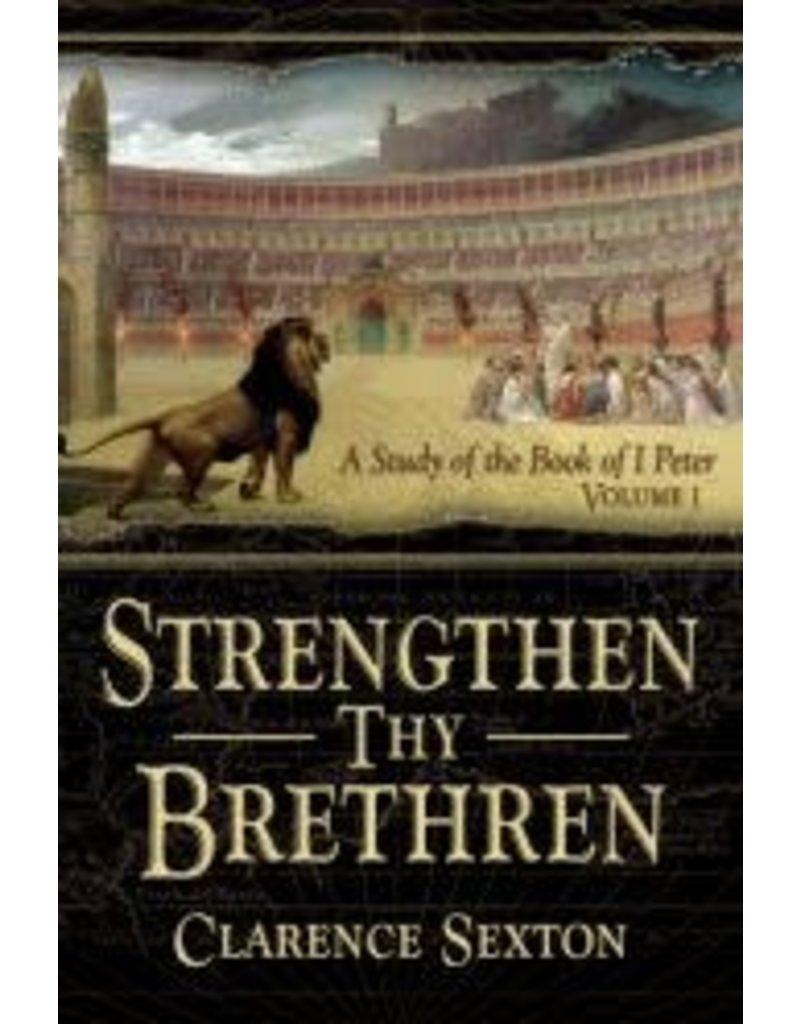 Strengthen Thy Brethren Vol. 1 - Study Guide