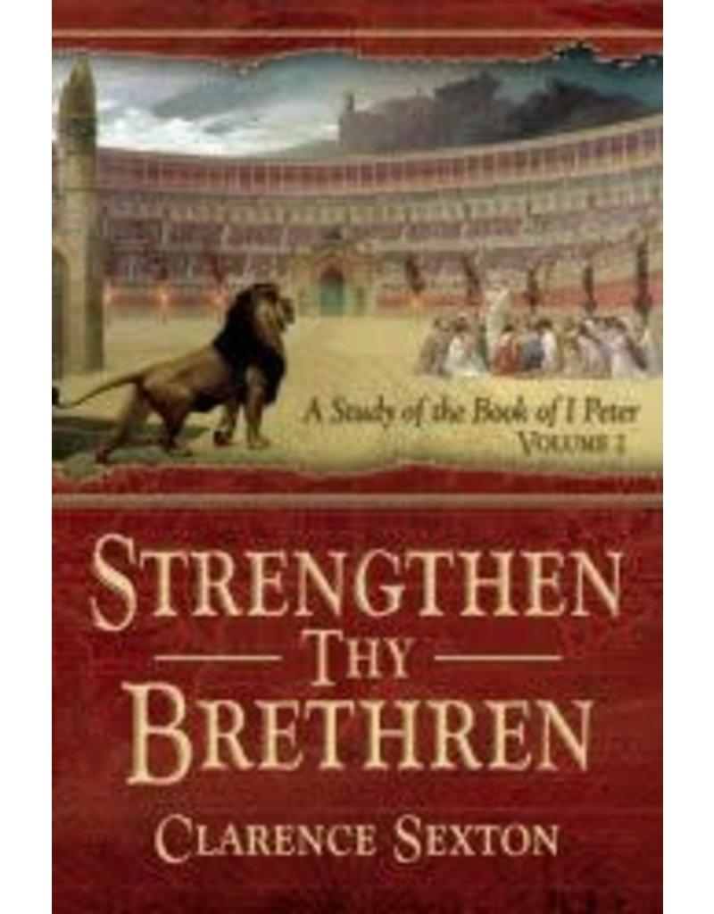 Strengthen Thy Brethren Vol. 2 - Study Guide