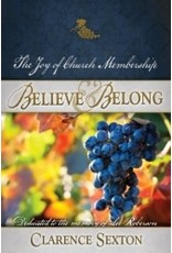 Believe and Belong - Study Guide