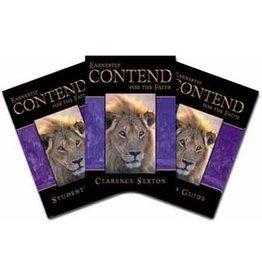 Earnestly Contend for the Faith - Teacher's Pack