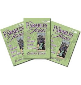 Parables of Jesus Vol. 2 - Teacher's Pack