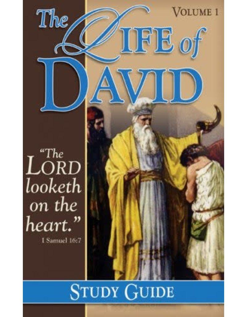 Life of David Vol. 1 - Study Guide