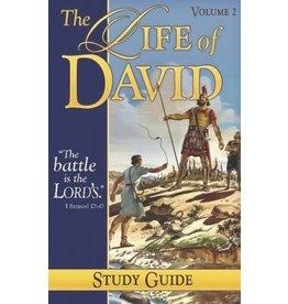 Life of David Vol. 2 - Study Guide