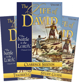 Life of David Vol. 2 - Teacher's Pack