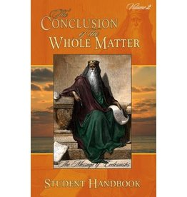 Conclusion of the Whole Matter Vol. 2 - Study Guide