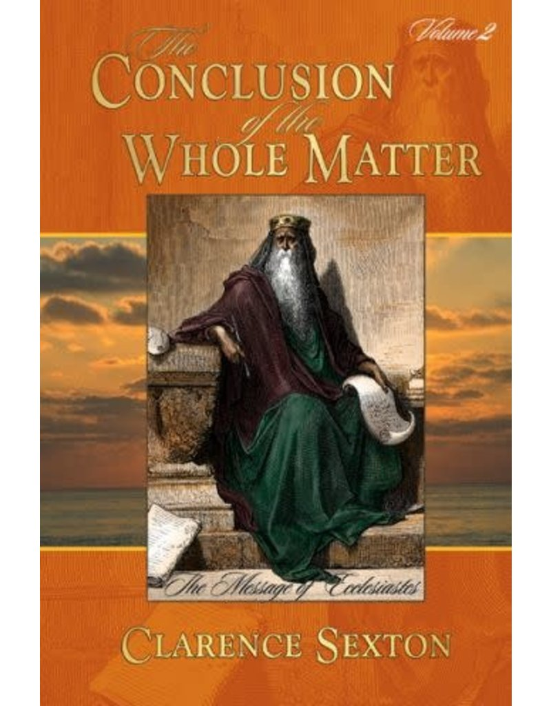 Conclusion of the Whole Matter Vol. 2 - Full Length