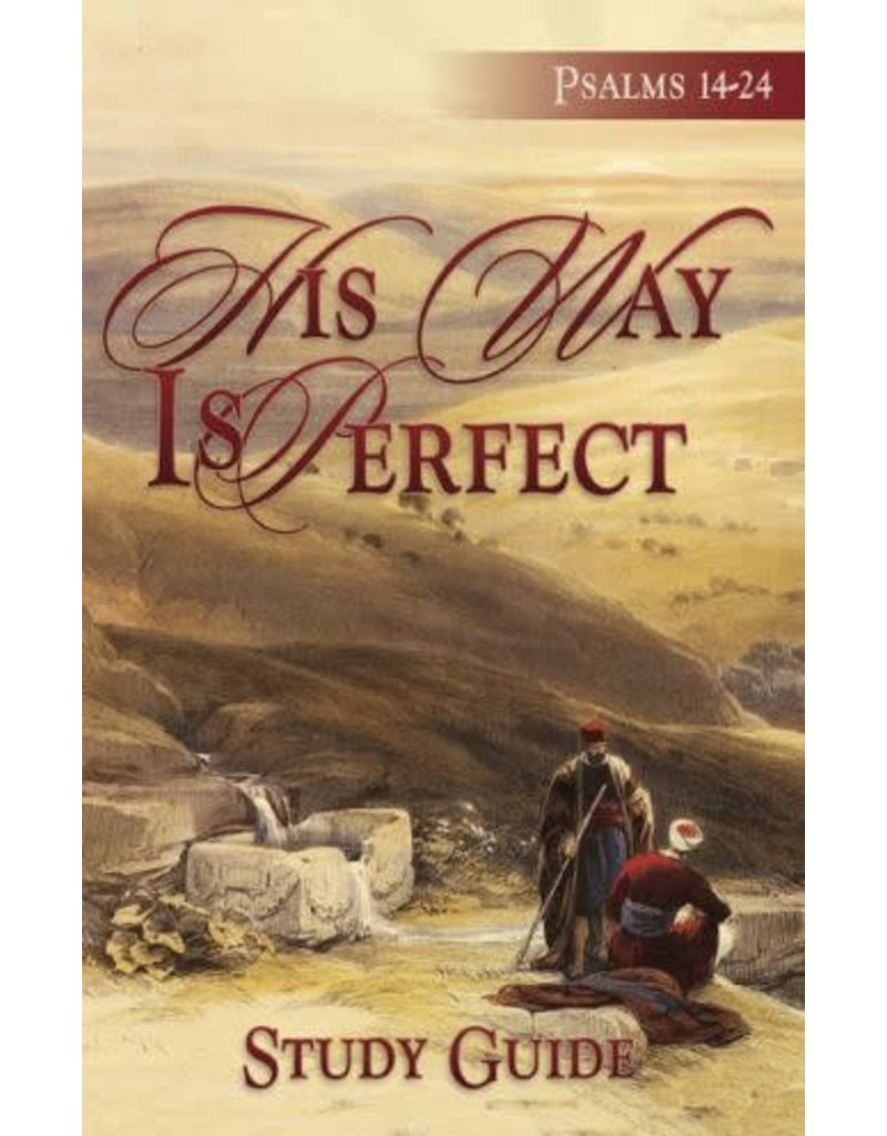 His Way is Perfect - Study Guide