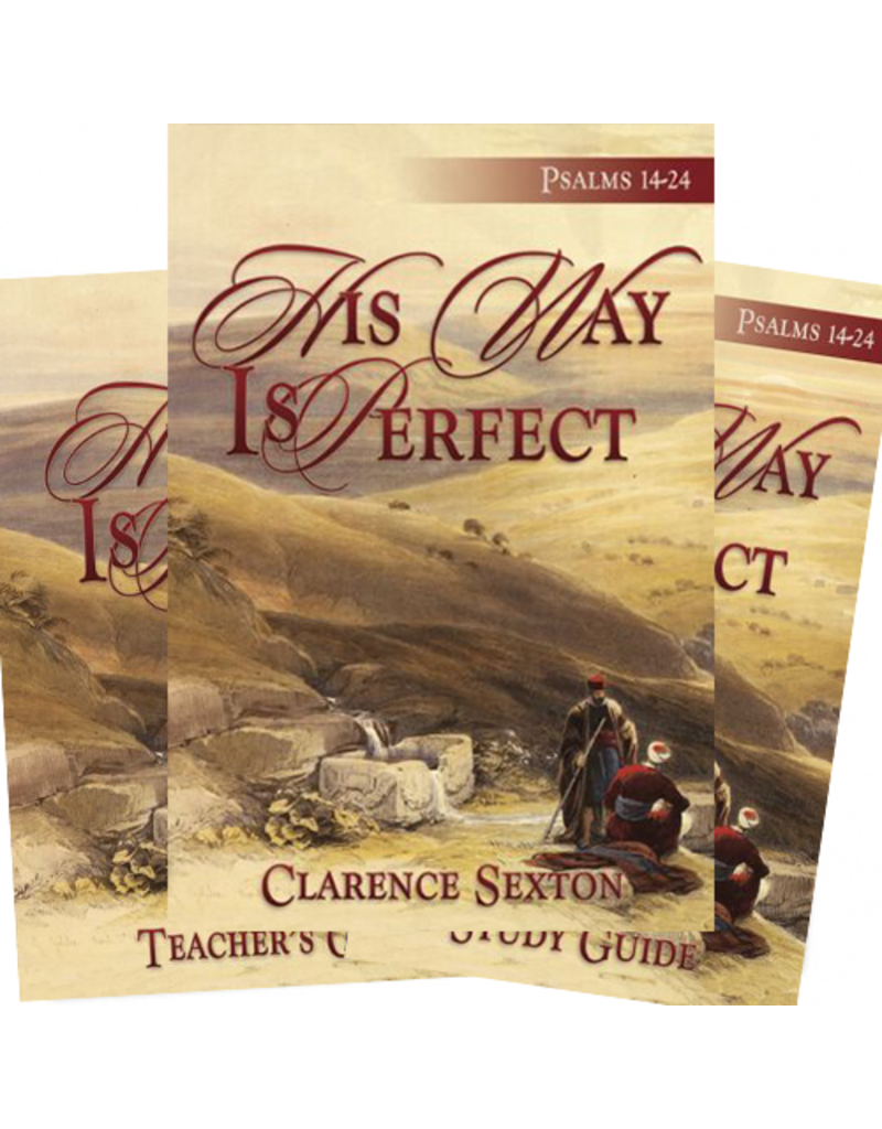 His Way is Perfect - Teacher's Pack