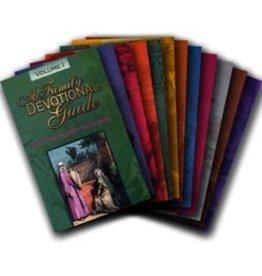 Family Devotional Guide Set 1-12