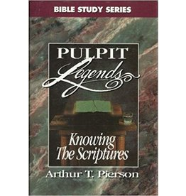Knowing the Scriptures