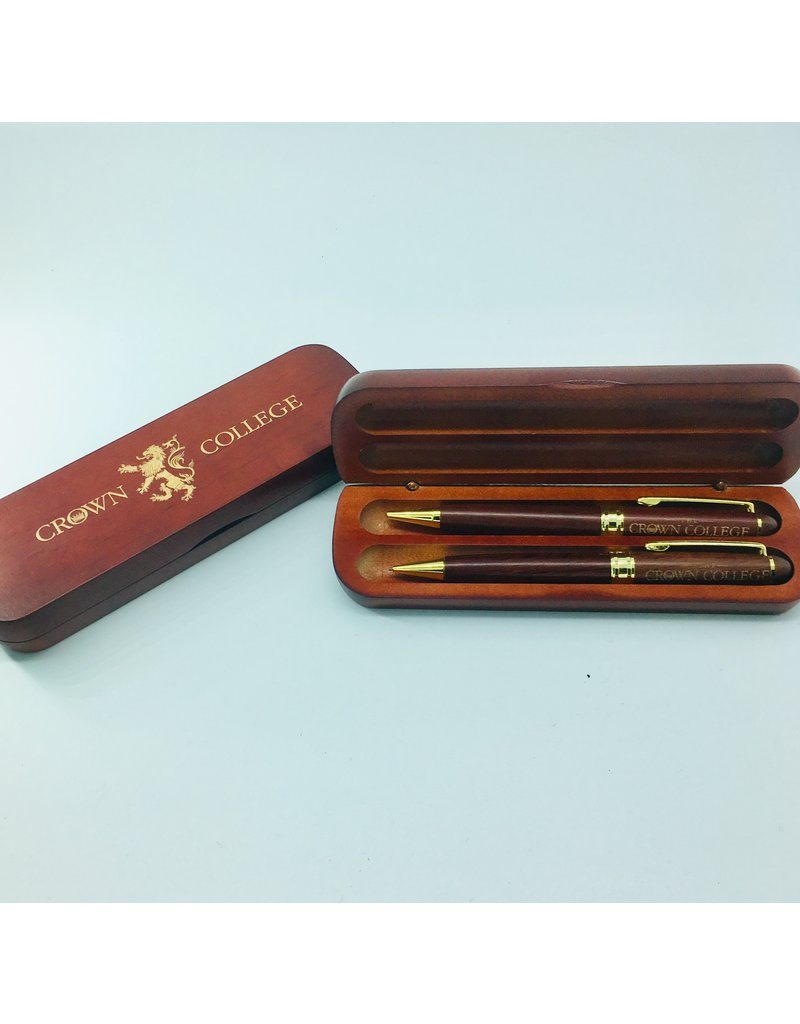 Crown Classic Pen and Pencil Set