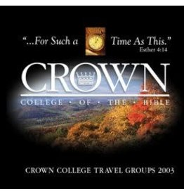 Crown Travel Groups 2003