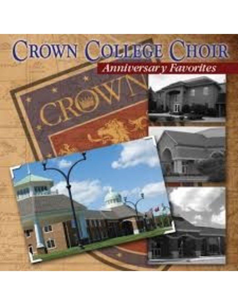Crown College Choir Anniversary Favorites