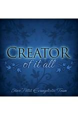 Creator of it All  CD