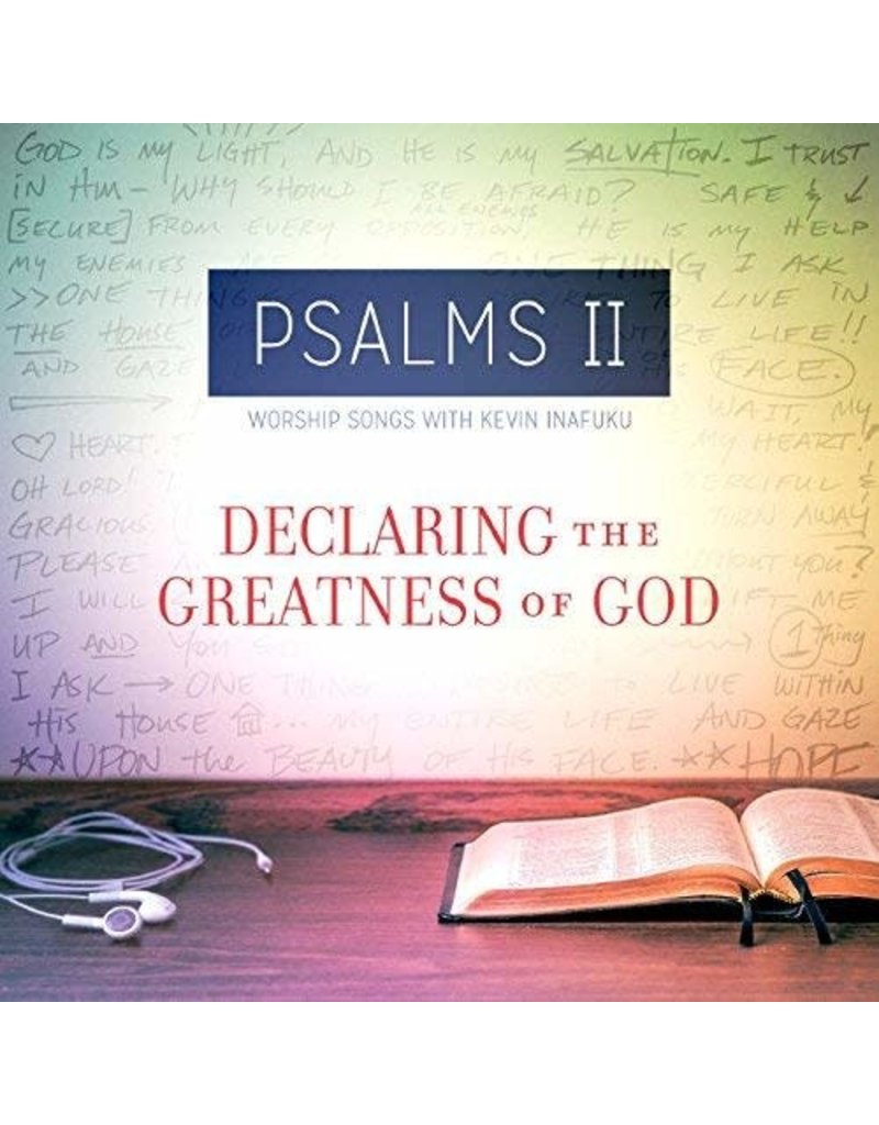 Psalms II Declaring the Greatness of God CD