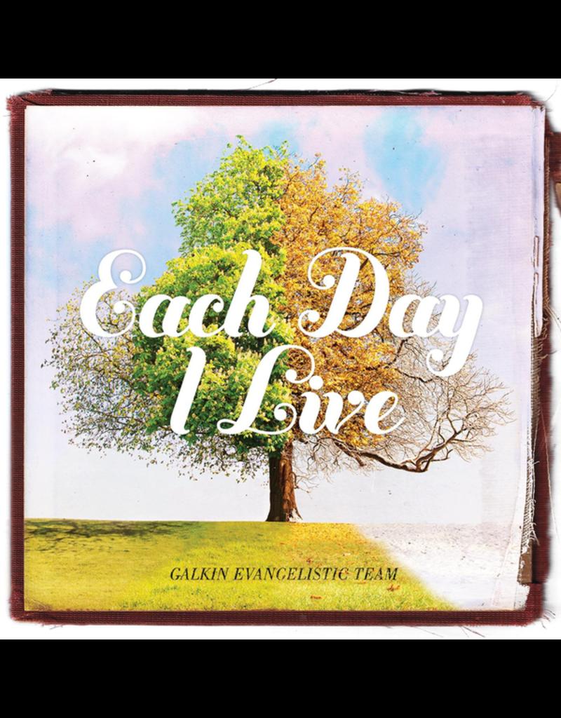 Each Day I Live CD