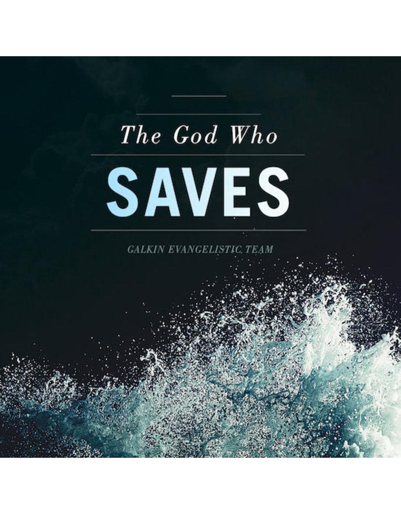 The God Who Saves
