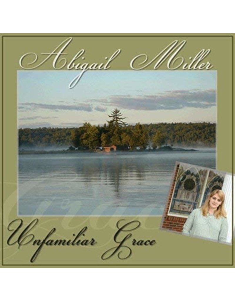 Unfamiliar Grace CD