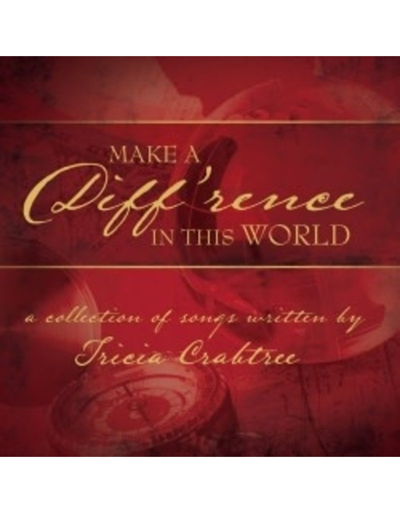 Make A Diff'rence in This World CD