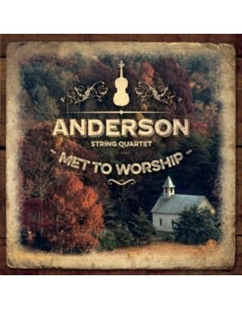 Anderson String Quartet Met to Worship