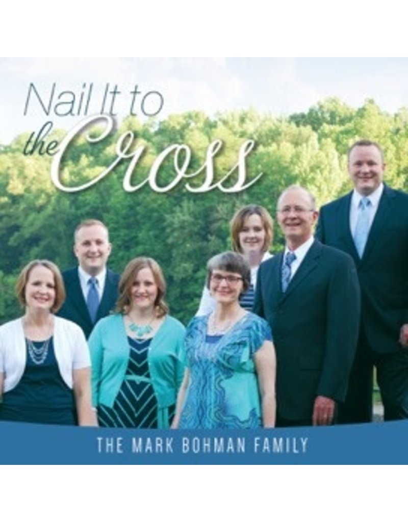 Nail It to the Cross CD