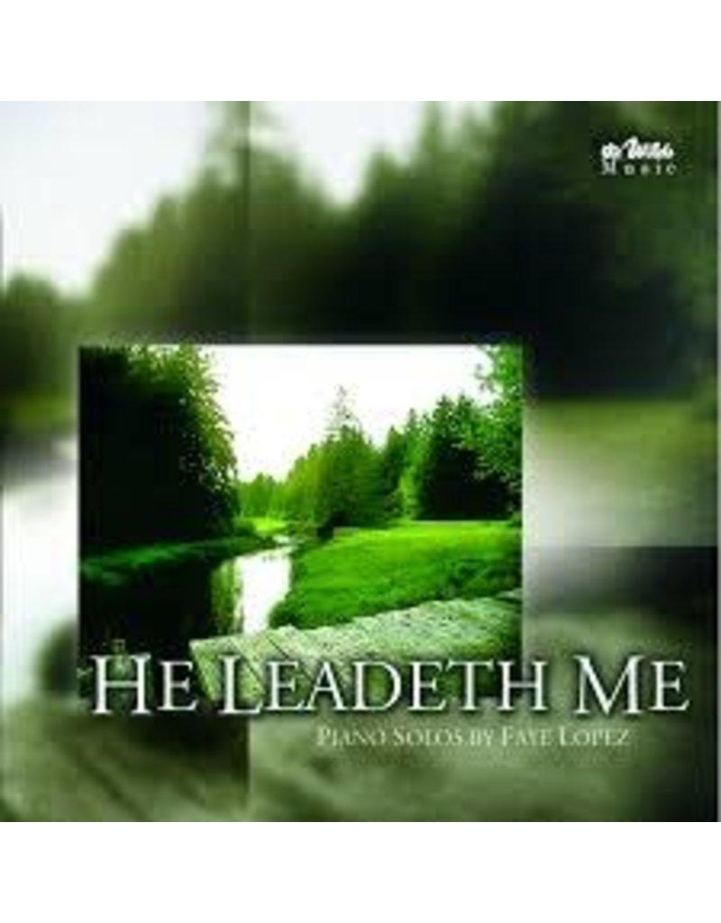 He Leadeth Me CD
