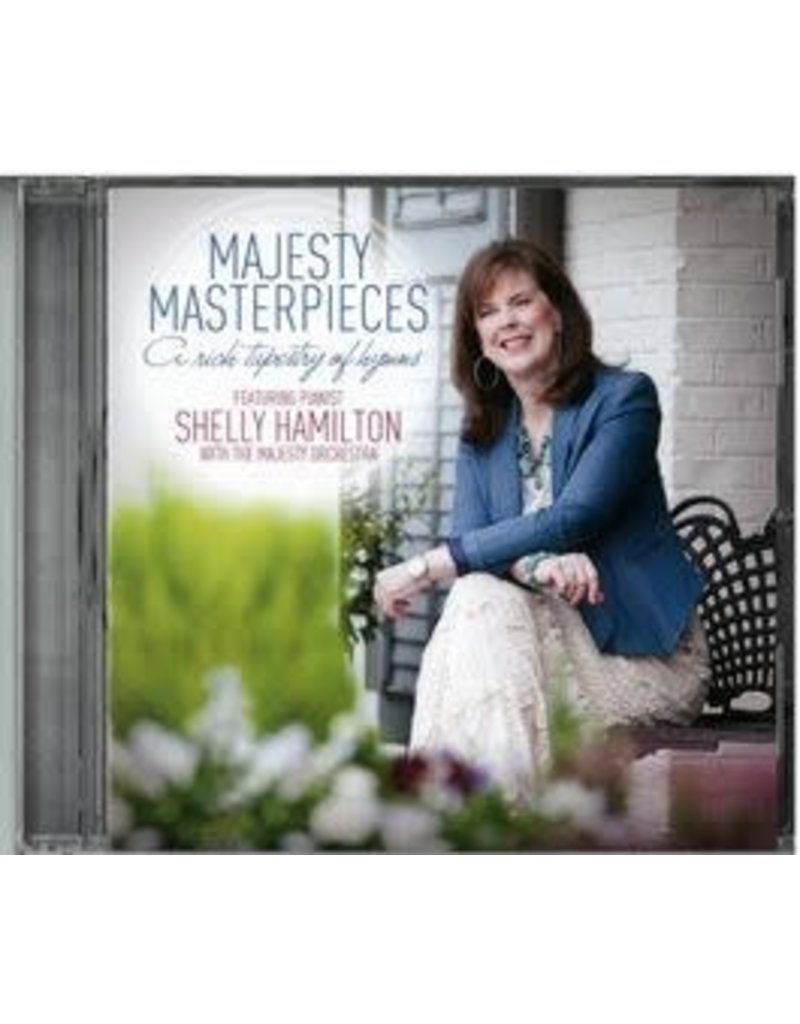 Majesty Masterpieces: A Rich Tapestry of Hymns CD