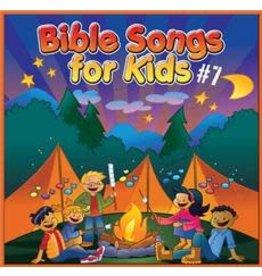 Bible Songs for Kids #7 CD
