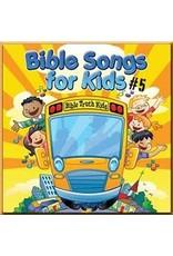 Bible Songs for Kids #5 CD