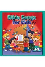 Bible Songs for Kids #2 CD