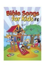 Bible Songs For Kids #6 - Sheet Music