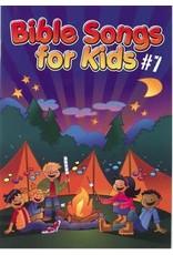 Bible Songs For Kids #7 - Sheet Music