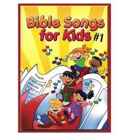 Bible Songs For Kids #1 - Sheet Music