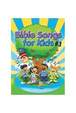Bible Songs For Kids #3 - Sheet Music