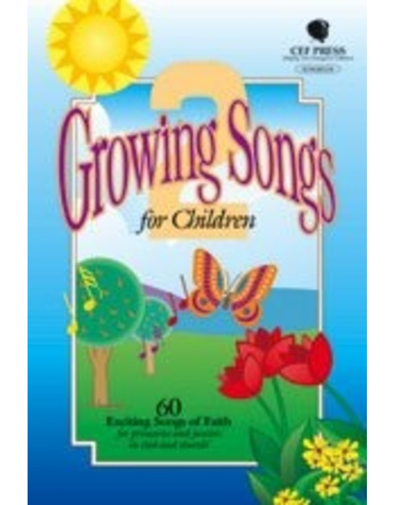 Growing Songs for Children