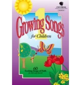 Growing Songs for Children for Club and Church