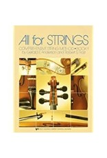 All for Strings Book 1 Score & Manual