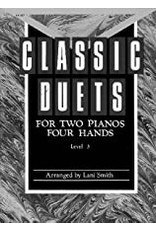 Classic Duets for Piano Level 3