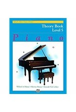 Theory Book Level 5 Alfred's Basic Piano Library