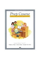 Prep Course For the Young Beginner Lesson Book Level F Alfred's Basic Piano