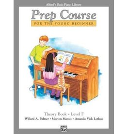 Prep Course Theory Book Level F