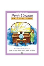 Prep Course Sacred Solo Book Level D Alfred's Basic Piano Library