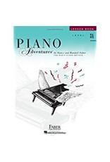 Piano Adventures Lesson Book Level 3A