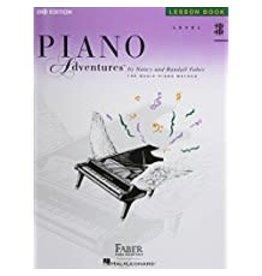 Piano Adventures Lesson Book Level 3B