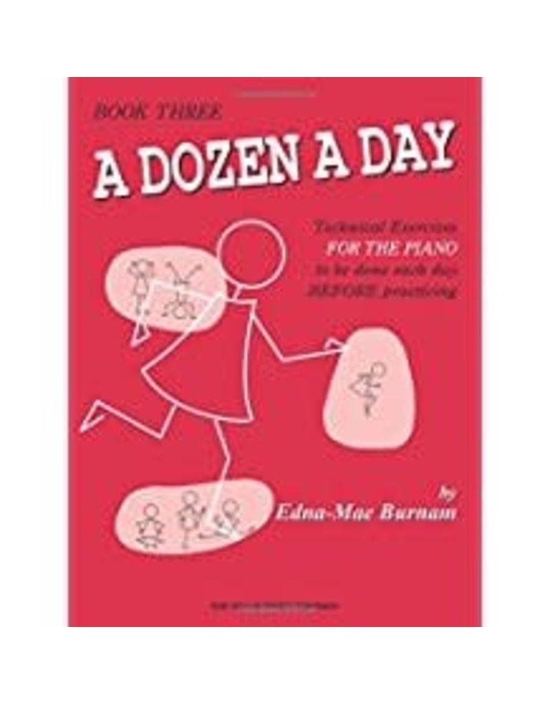 Dozen a Day Book Three