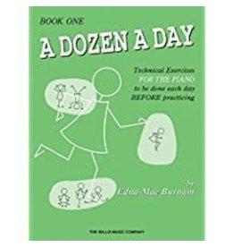 Dozen a Day Book One